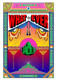 ステレオテニス『WHAT EVER』展メインビジュアル