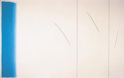 高松次郎『平面上の空間 No.849』1978年、DIC川村記念美術館 ©The Estate of Jiro Takamatsu, Courtesy of Yumiko Chiba Associates