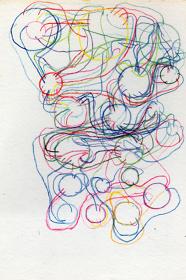 『7-16』 15.07 x 10.06cm, pencil on paper
