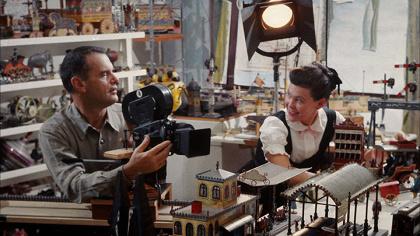 『ふたりのイームズ:建築家チャールズと画家レイ』(監督:ジェイソン・コーン、ビル・ジャージー) ©2013 Eames Office, LLC.