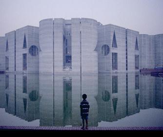 『マイ・アーキテクト ルイス・カーンを探して』(監督:ナサニエル・カーン) ©2003 The Louis Kahn Project,Inc.