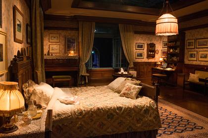 マーニーの部屋 ©2014 GNDHDDTK Production Design Yohei Taneda
