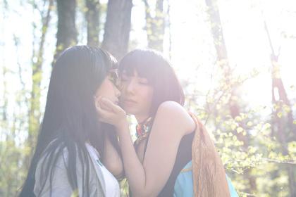 DVD『キスミー、キスミー、キスミー』イメージビジュアル ©ほうのきかずなり / シカク