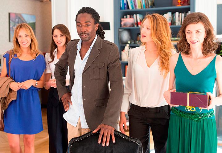 『最高の花婿』 ©2013 LES FILMS DU 24 - TF1 DROITS AUDIOVISUELS - TF1 FILMS PRODUCTION