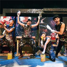 『The Painters:HERO』イメージビジュアル
