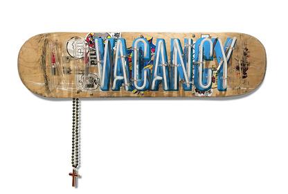 DECK NEON『NO VACANCY』 ©NO VACANCY