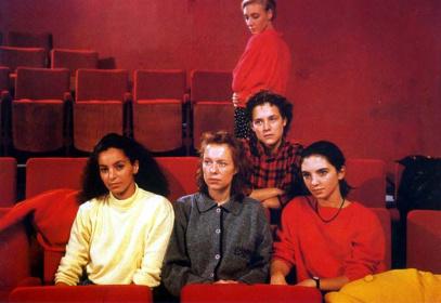 『彼女たちの舞台』 ©DR