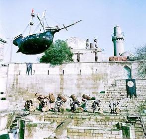 『スラム砦の伝説』