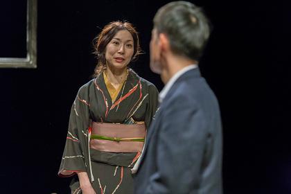 Ring-Bong第5回公演『闇のうつつに我は我かは』舞台写真(2015) ©演劇集団Ring-Bong