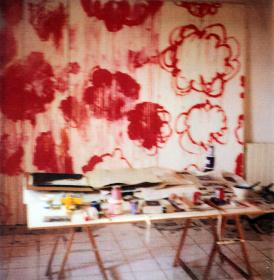 『未完成の絵』2006 年 カラードライプリント、厚紙 個人蔵 ©Nicola Del Roscio Foundation, Courtesy Nicola Del Roscio Archives