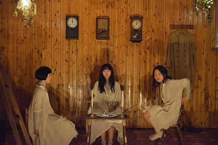 マームとジプシー『カタチノチガウ』公演風景