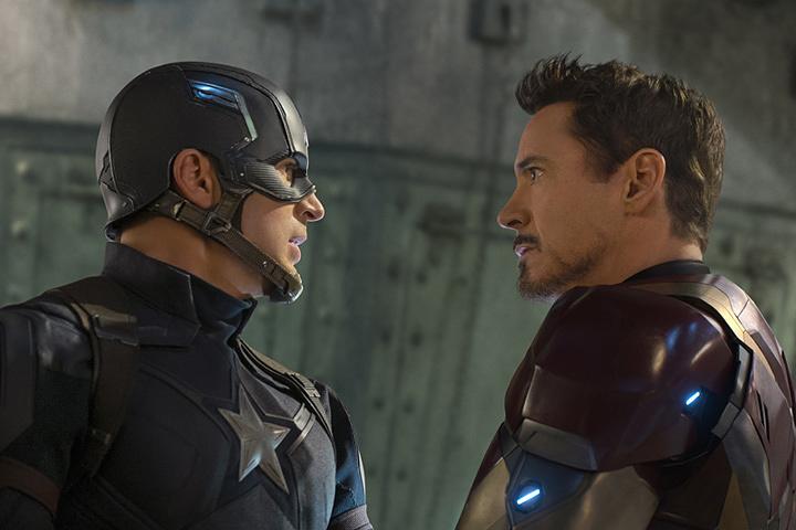 『シビル・ウォー/キャプテン・アメリカ』 ©2016 Marvel.