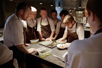 『ノーマ、世界を変える料理』 ©2015 DOCUMENTREE FILMS LTD