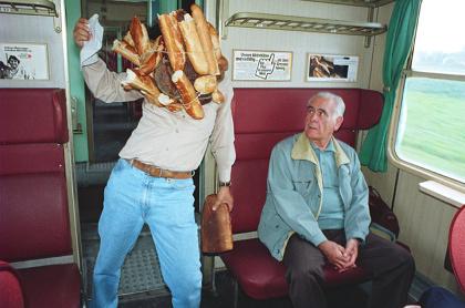 『パン人間』ケルン ドイツ 1992年