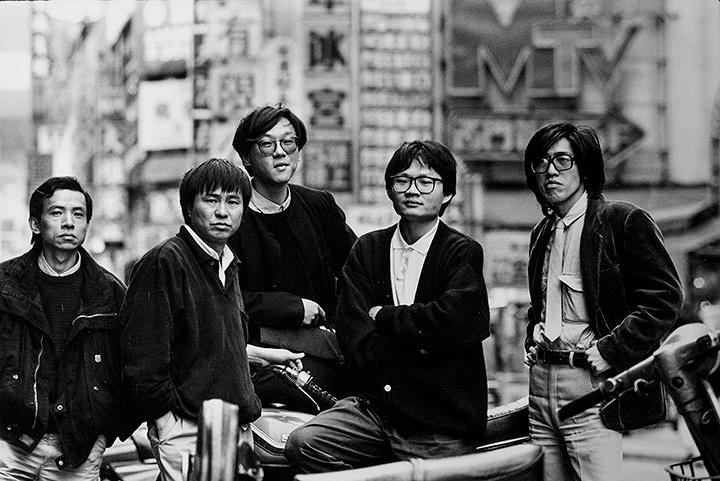 『台湾新電影時代』(監督:シエ・チンリン)