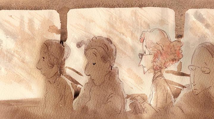 『ギーダ』 ©RR Animação de Filmes
