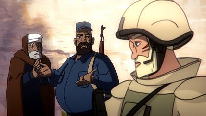 『アフガニスタン ― 戦場の友情』 ©Film Maker