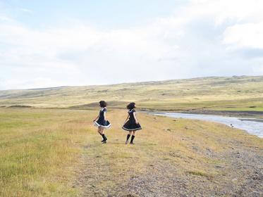 『世界の終わりと恋の始まり#8』 ©Yuki AOYAMA 2016