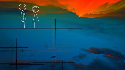 『明日の世界』 ©Bitter Films