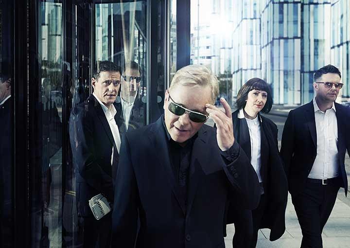 New Order Photo:Nick Wilson