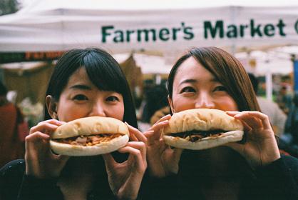 『第9回 青山パン祭り - 懐かしの日本のパン』イメージビジュアル