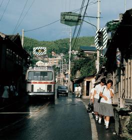 『無題 長崎市愛宕』1975年 ©Shomei Tomatsu – INTERFACE 長崎県美術館蔵