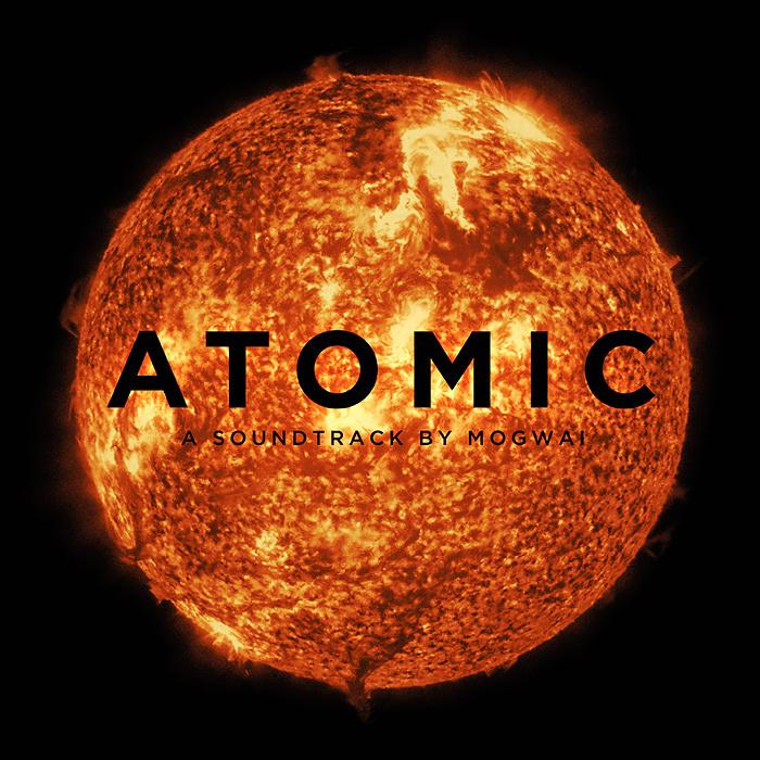 Mogwai『Atomic』ジャケット