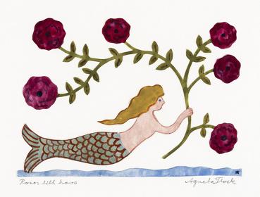 『海のバラ』2012 ©Agneta Flock