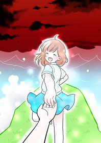 シベリア少女鉄道『君がくれたラブストーリー』イメージビジュアル イラスト:ふみふみこ