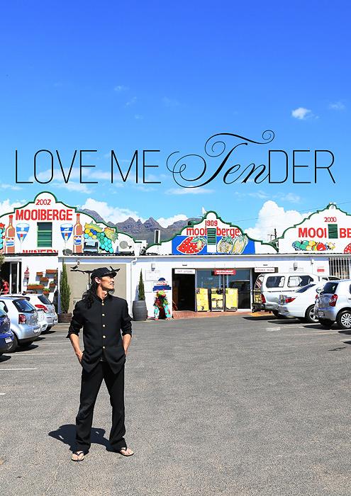 コンドルズ 埼玉公演2016新作『LOVE ME TenDER』メインビジュアル