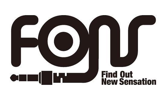 『FONS』ロゴ
