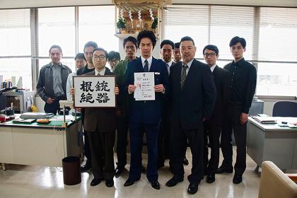 『日本で一番悪い奴ら』 ©2016「日本で一番悪い奴ら」製作委員会