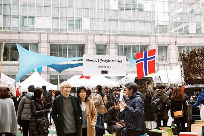 『Nordic Lifestyle Market』過去開催の様子