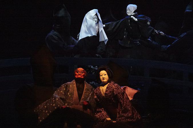 『其礼成心中』過去の公演風景 撮影:尾嶝太