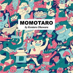 大河原健太郎『MOMOTARO』表紙