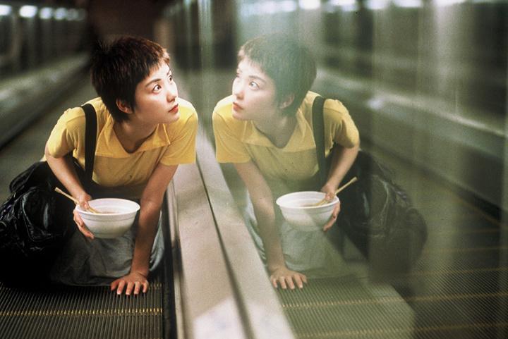 『恋する惑星』©1999, 2008 Block 2 Pictures Inc. All Rights Reserved.