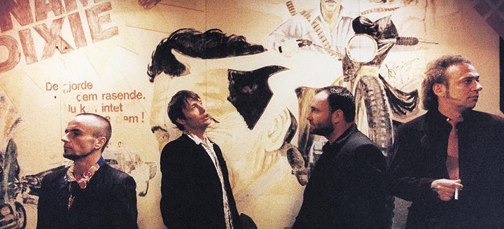 『ブリーダー』 COPYRIGHT 1999 ©KAMIKAZE APS.ALL RIGHTS RESERVED.