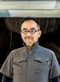 ヤノベケンジ ポートレイト ©Kenji YANOBE Courtesy of YAMAMOTO GENDAI