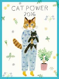 『CAT POWER 2016』メインビジュアル