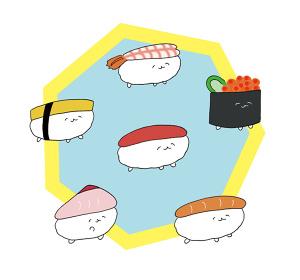 『大おしゅし展』イメージビジュアル