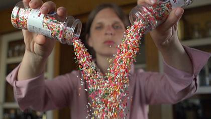 『シュガー・ブルース 家族で砂糖をやめたわけ』 ©GOLDEN DOWN