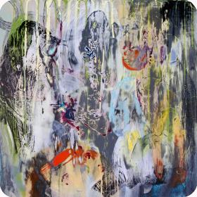 篠田太郎『Painting no.4』