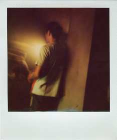 『BACK STAGE by Impossible The I-1 Camera』イメージビジュアル