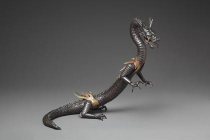 無銘『自在龍』 鉄 江戸時代 長95.0cm