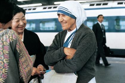 『列聖記念 マザー・テレサ映画祭』 Photo:女子パウロ会