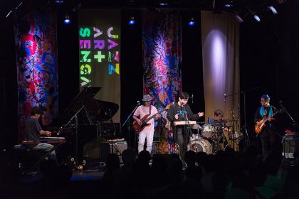 『JAZZ ART せんがわ2016』過去公演の様子 ©Masaaki Ikeda