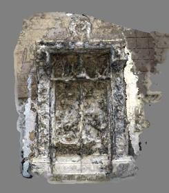井田大介『地獄の門』3Dデータキャプチャ