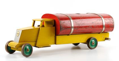 ADO『散水車』1939年、CODAミュージアム蔵 ©CODA / Gerhard Witteveen