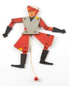 ADO『ジャンピング・ジャック(あやつり人形)』1925年頃、CODAミュージアム蔵 ©CODA / Gerhard Witteveen