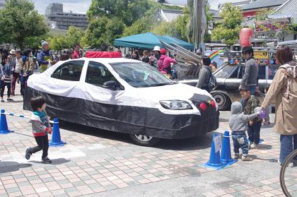 岡本光博『覆面パトカー』 2007年